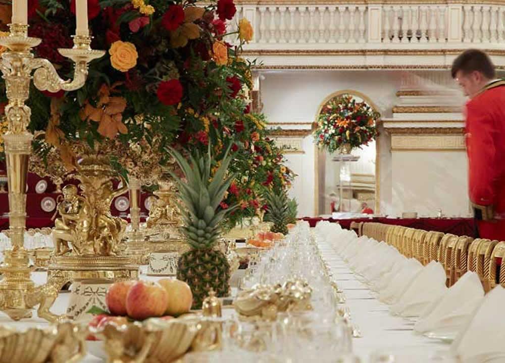 Buckingham palace come visitare il palazzo reale tickets - Buckingham palace interno ...