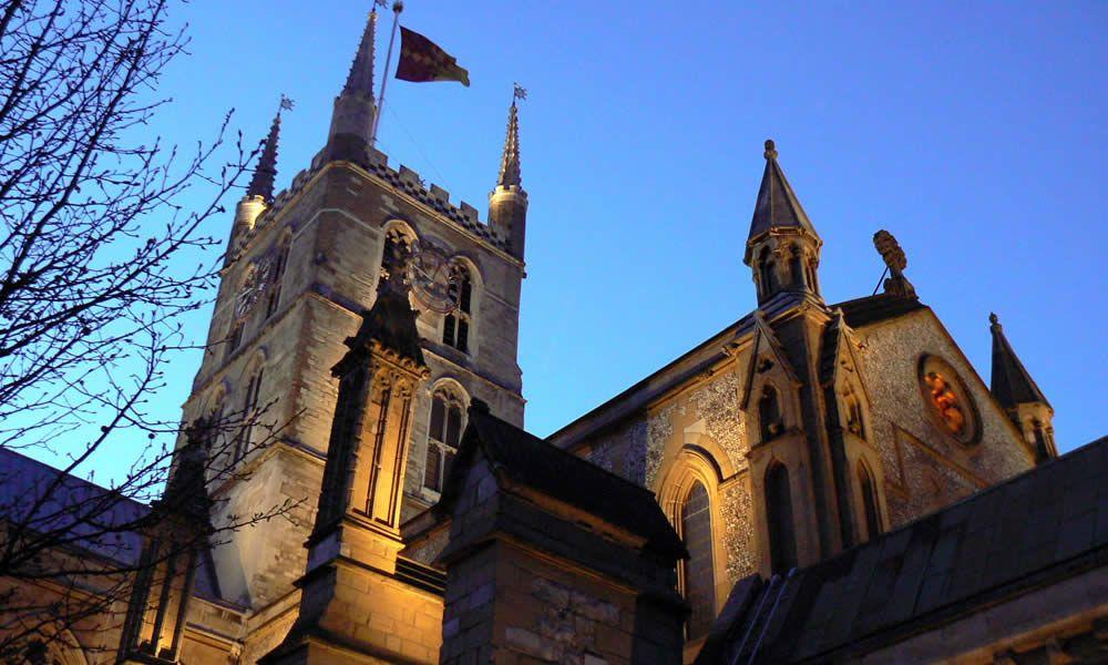 Cattedrale di Southwark title=