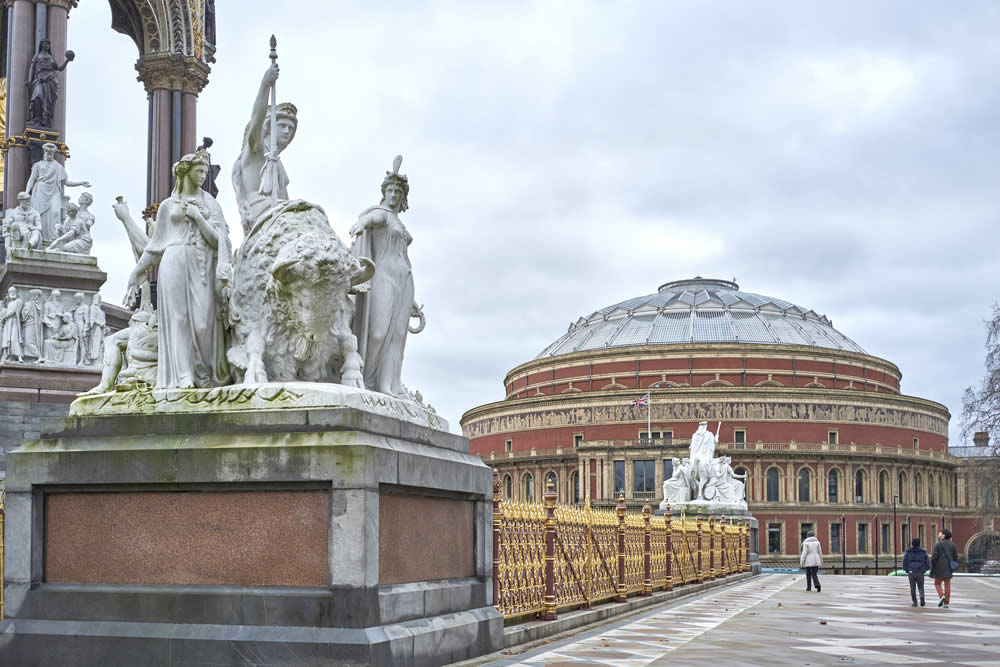 Visitare la Royal Albert Hall