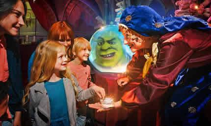 Biglietti Shrek
