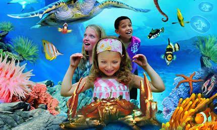 Biglietti Sea Life Londra