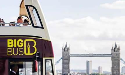Big Bus Londra