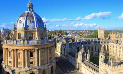 Tour Oxford e Cambridge