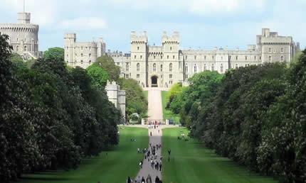 Windsor, Stonehenge e Bath
