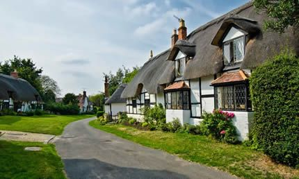 Warwick C., Stratford, Oxford, Cotswolds