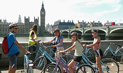 Tour Londra in Bicicletta