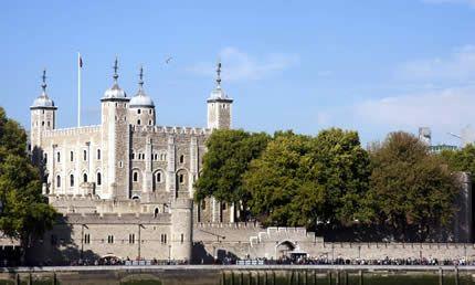 Biglietti Torre di Londra
