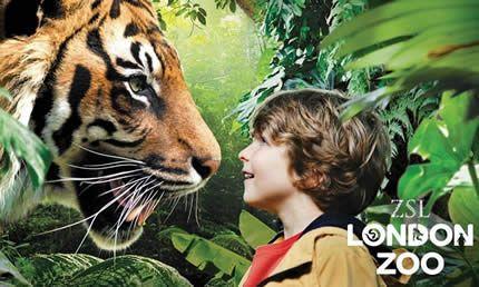 Biglietti London Zoo