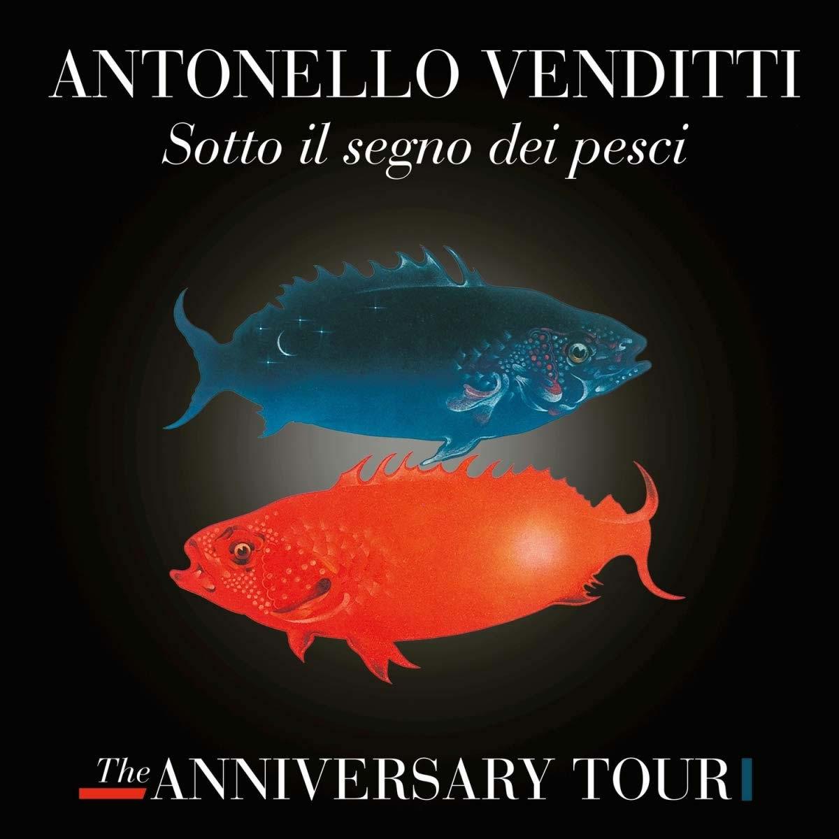 Antonello Venditti in concerto a Londra