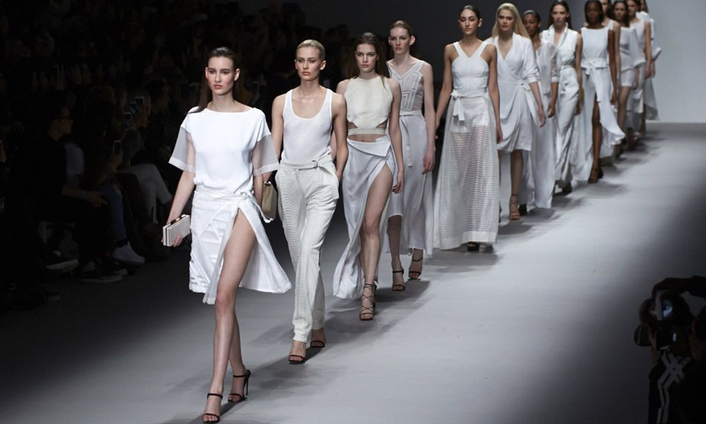 London Fashion Weekend - Saatchi Gallery