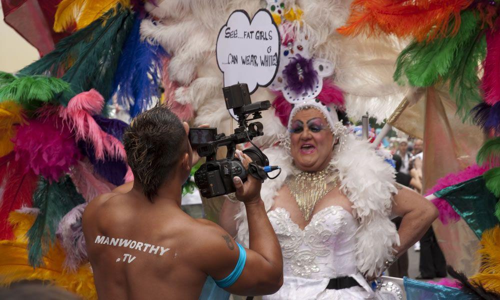Gay Pride London Parade