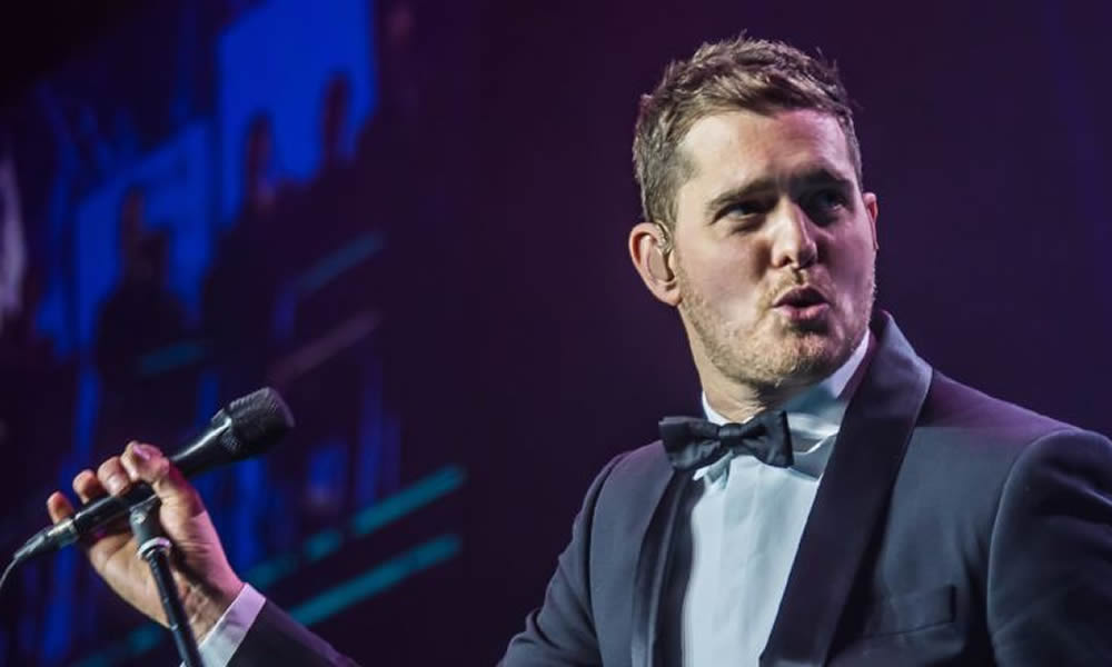Michael Bublé - The O2 Arena