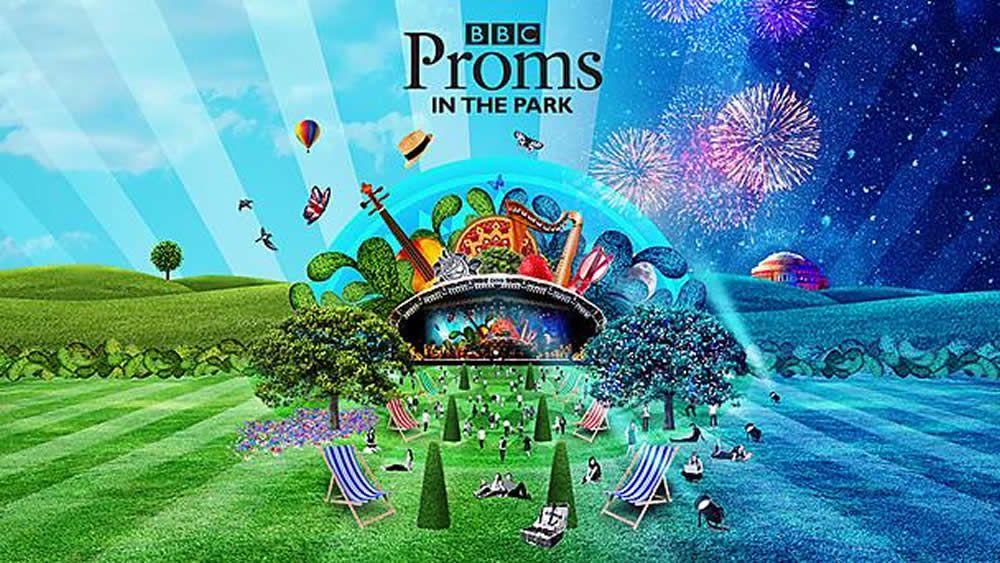 Proms in the Park 2015