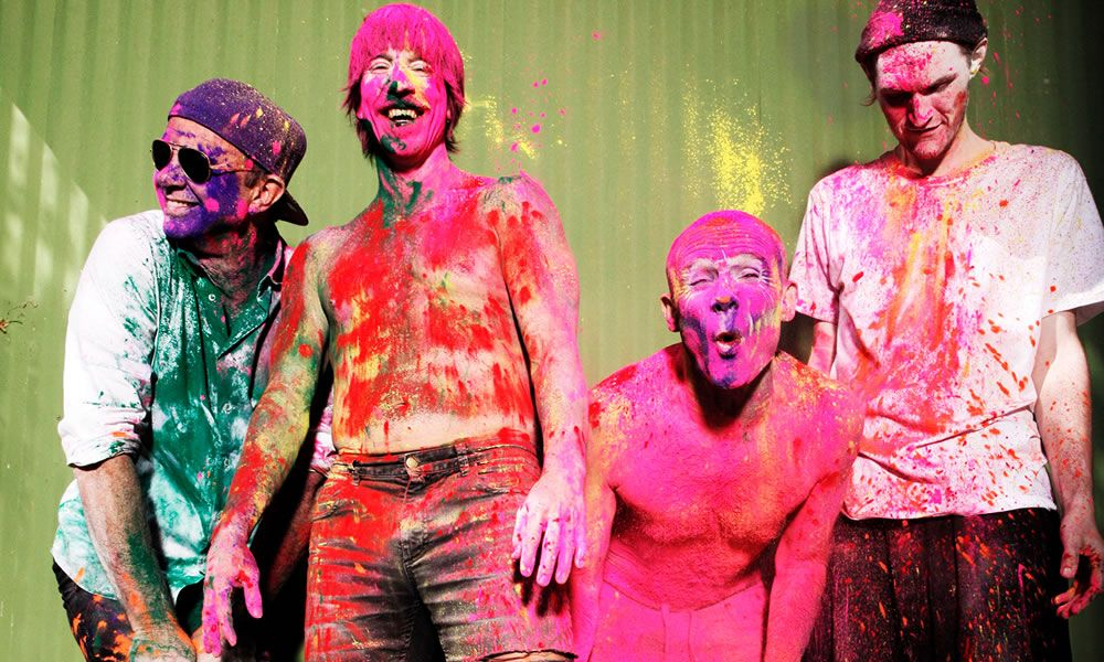 Red Hot Chili Peppers in concerto a Londra