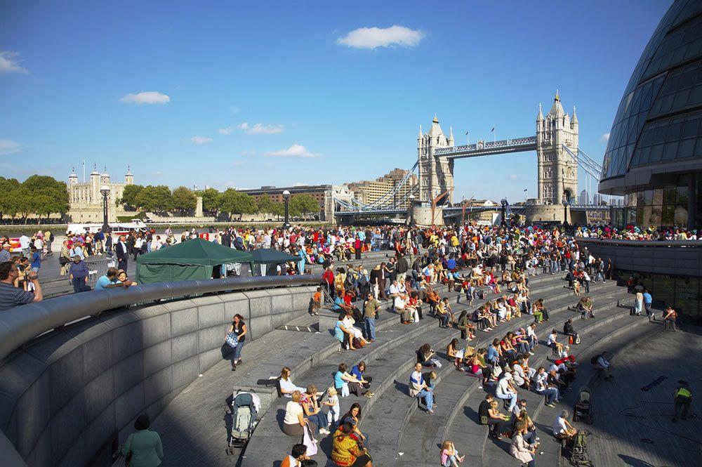 Totally Thames, il Tamigi è in festa