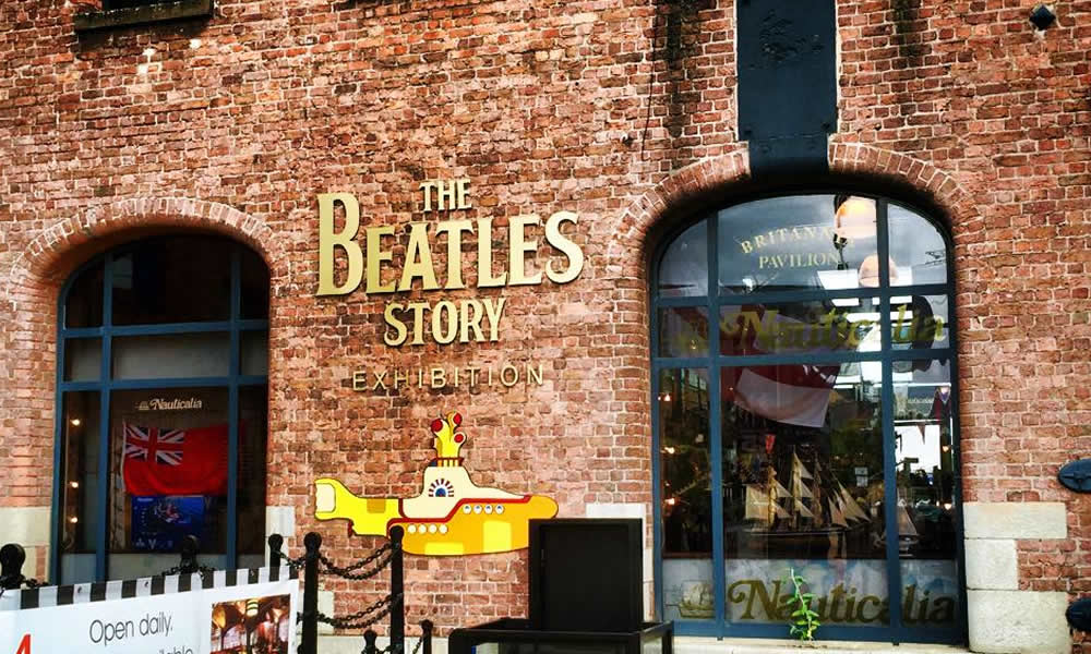 Museo dei Beatles Liverpool