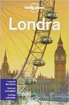 Guida Londra Lonely Planet