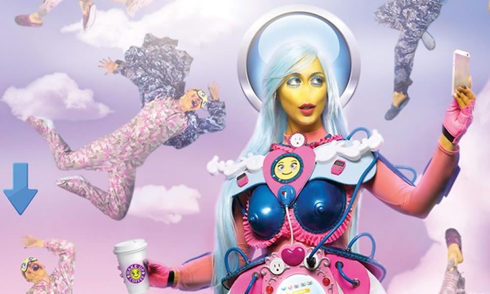 Mostra Rachel Maclean: Wot U :-) About?