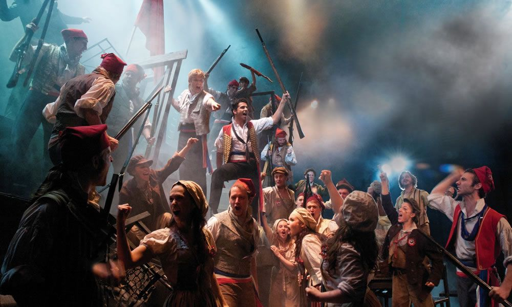 Musical Les Miserables