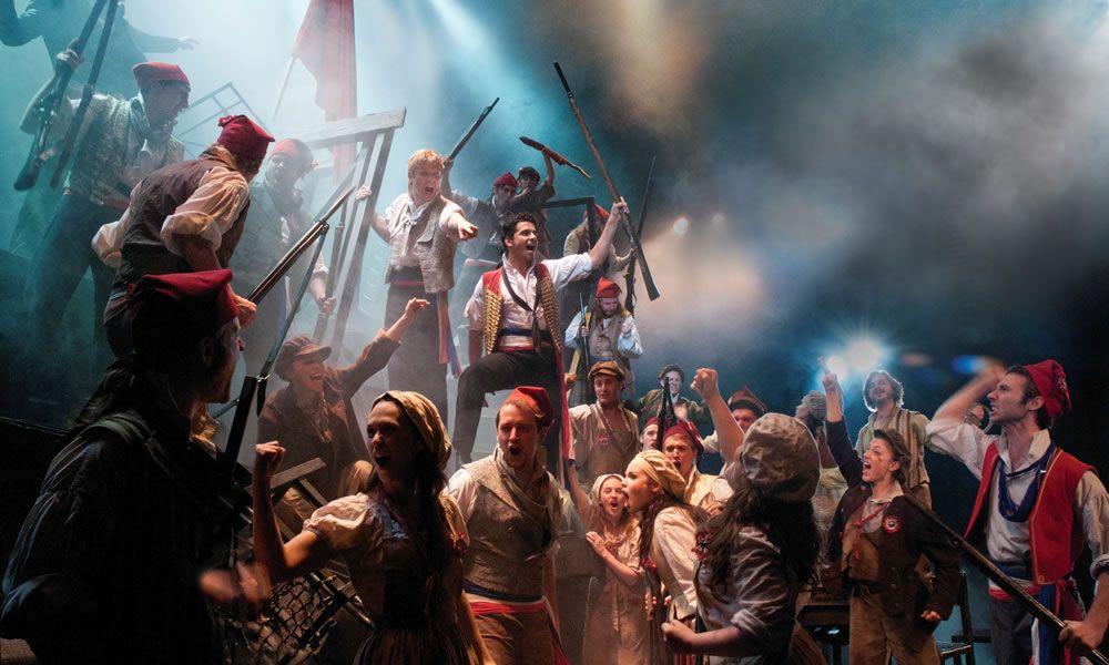 Les Misérables Musical