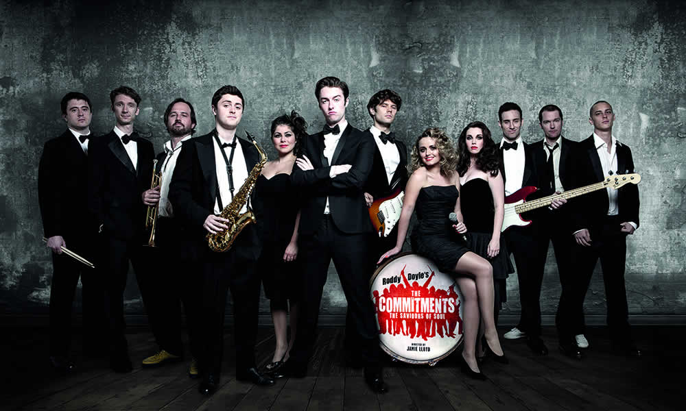 The Commitments Musical