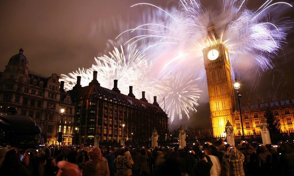 Capodanno Londra