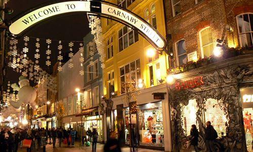 Addobbi Natalizi Harrods.Saldi Di Natale A Londra Qui Londra