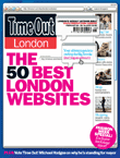 Time Out: The 50 best London websites