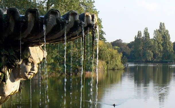 Hyde Park e Kensington Garden
