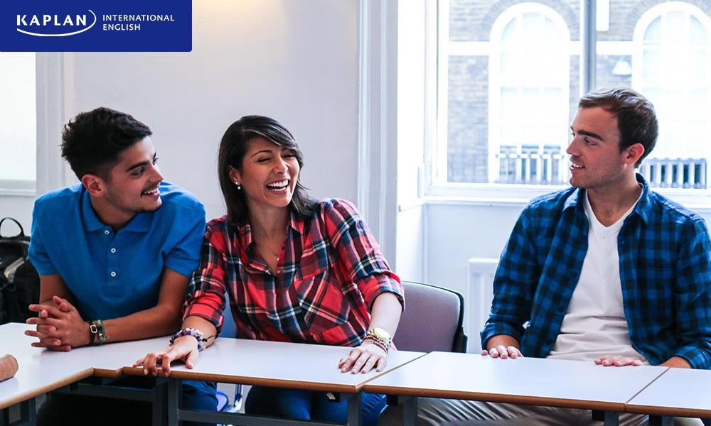 Scuola di inglese Kaplan a Londra - QUI LONDRA