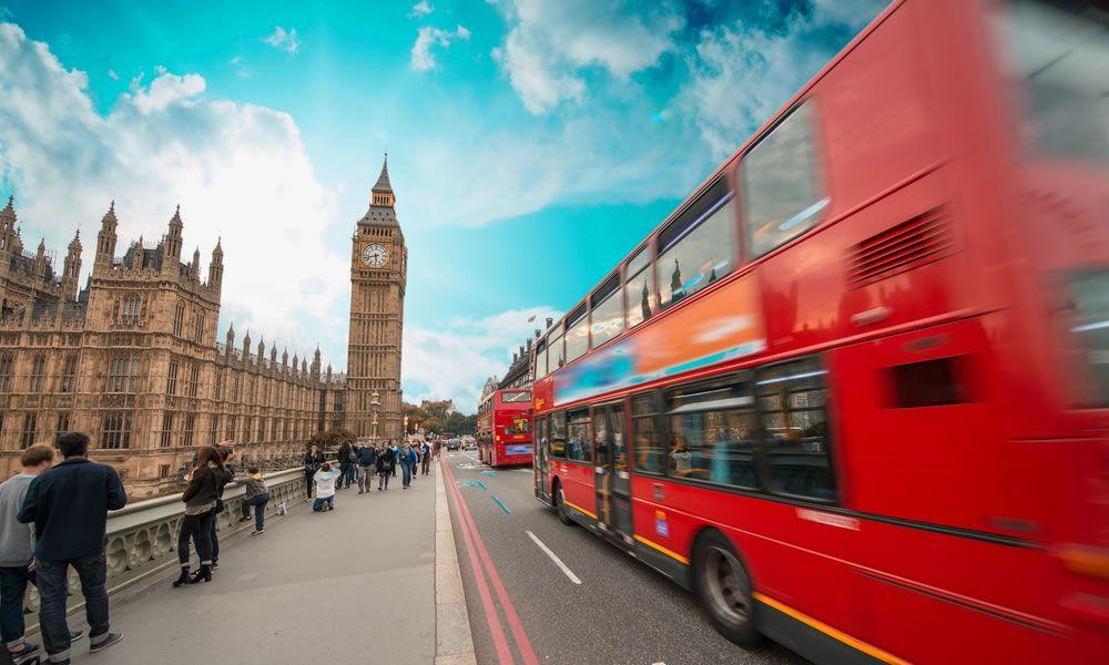 Autobus Londra