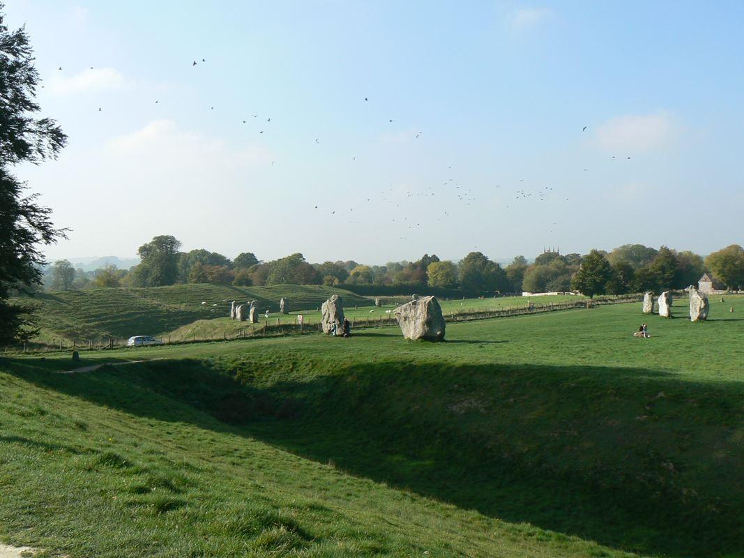 Quello di Avebury è il cerchio di pietre più grande del mondo