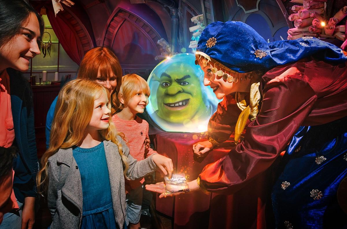 Shrek's Adventure Esmerelda