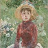 Berthe Morisot, Young Girl on the Grass (Mademoiselle Isabelle Lambert), 1885 Oil on canvas, 74 x 60 cm © Ordrupgaard, Copenhagen. Photo: Anders Sune Berg Exhibition organised by Ordrupgaard, Copenhagen and the Royal Academy of Arts