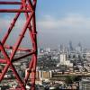 ArcelorMittal-Orbit: il bellissimo panorama su Londra