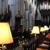 Il coro di Christ Church Cathedral, Oxford