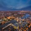 L'incredibile panorama di Londra che si ammira dallo Shard