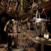 Museo Harry Potter: Sets Hagrids Hut