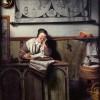 Nicolaes Maes, The Account Keeper, 1656 Oil on canvas, 66 × 53.7 cm Saint Louis Art Museum, Museum Purchase © Saint Louis Art Museum