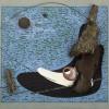 Tullio Crali Cosmic Fragments, 1943 (Frammenti cosmici) Mixed media on plywood 49.5 x 49.5 cm