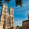 Vista esterna dell'Abbazia di Westminster