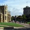 L'esterno del Castello di Windsor