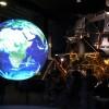 La galleria The Exploring Space è tutta dedicata alla scoperta dello spazio