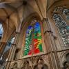 Le splendide vetrate di St George Chapel