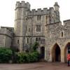 La guardia del Castello con la tradizionale divisa