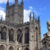 L'Abbazia di Bath è stata costruita tra il 1499 e il 1616 in prossimità delle Terme Romane