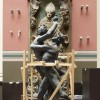 Plaster casts in the Ruddock Family Cast Court include a state of Mercury and Psyche in 1865 © Victoria and Albert Museum, London