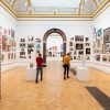 Installation view of the Summer Exhibition 2020 (6 October 2020 – 3 January 2021) at the Royal Academy of Arts, London. Photo: © Royal Academy of Arts / David Parry