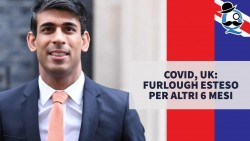 Covid, UK: Furlough esteso per altri 6 mesi