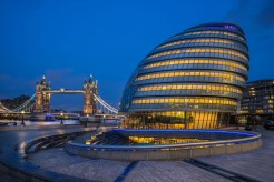 La City Hall, sede della Greater London Authority e del Sindaco di Londra